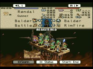 Screenshot Thumbnail / Media File 1 for Tactics Ogre - Let Us Cling Together [U]